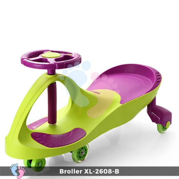 Xe lắc tay trẻ em Broller XL-2608B 4