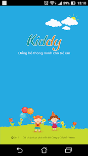 Kiddy - smartwatch for kids- screenshot thumbnail