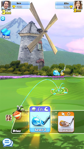 Golf Rival 2.6.1 {cheat|hack|gameplay|apk mod|resources generator} 1