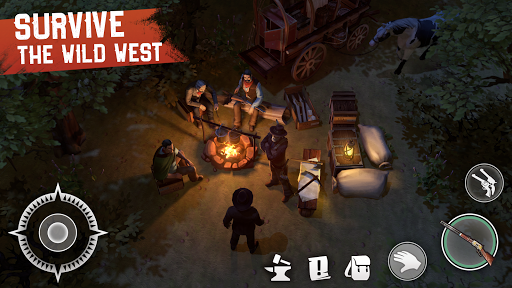 Westland Survival - Be a survivor in the Wild West modavailable screenshots 3
