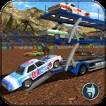 Derby Car Transport Truck Sim