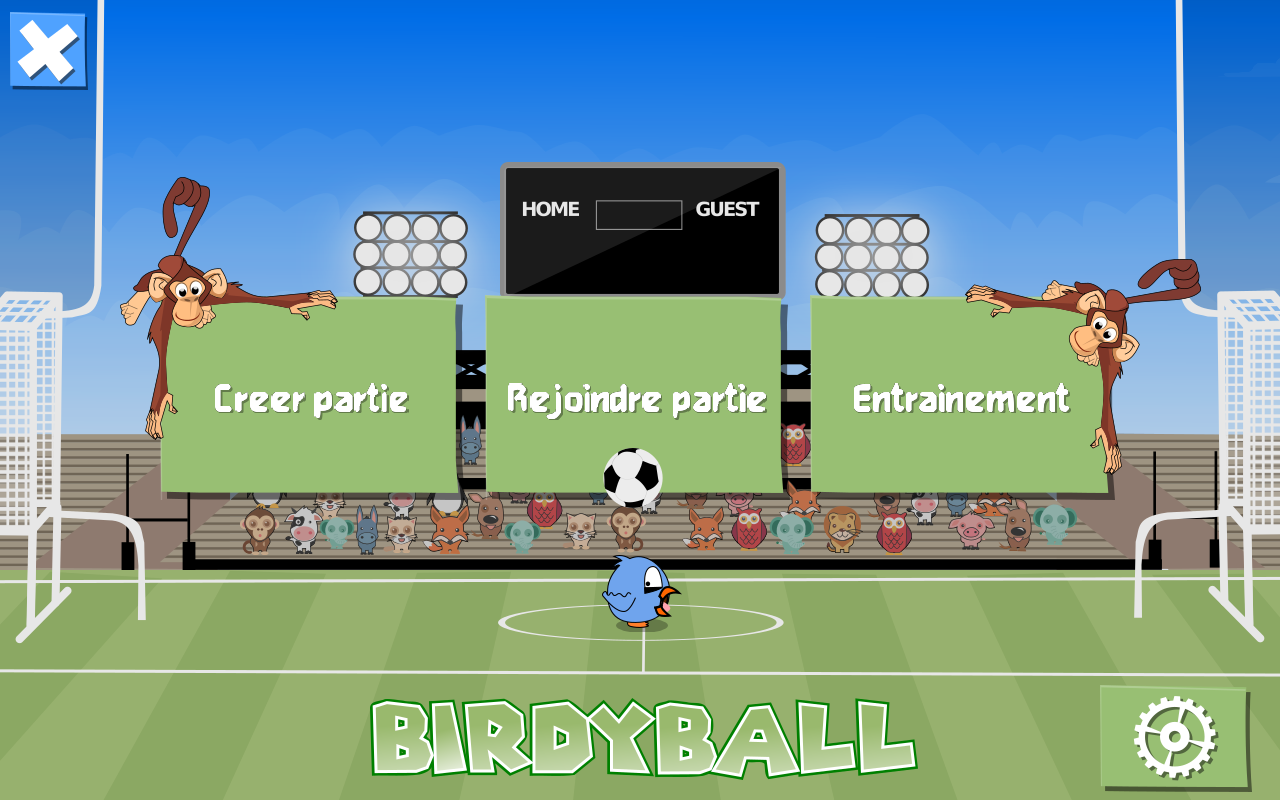 Birdyball- screenshot