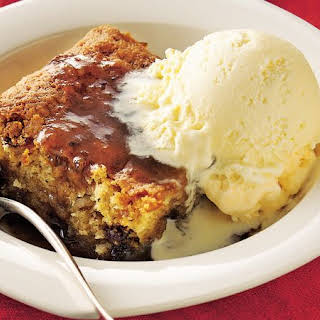 Caramel Pudding Cake.