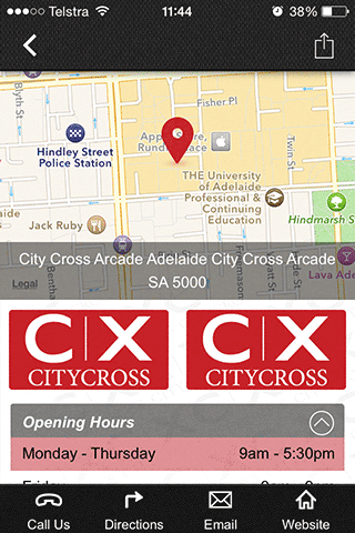 City Cross- screenshot