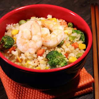 Healthy Shrimp With Rice Recipes.