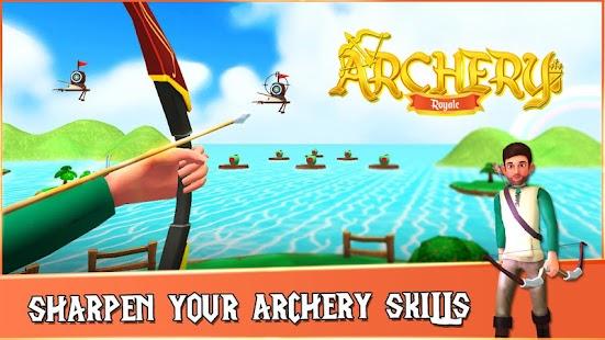 Archery Royale - náhled