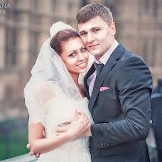 Свадебный фотограф Оксана Паклин (FotoLove). Фотография от 31.01.2013