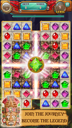 Jewels Deluxe - new mystery & classic match 3 free 3.2 screenshots 3