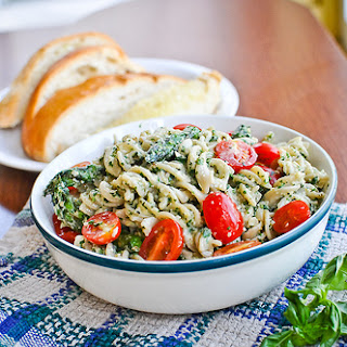 Basil, Walnut and Kale Pesto