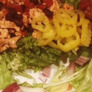Taco Salad - Zero Freestyle Points!.