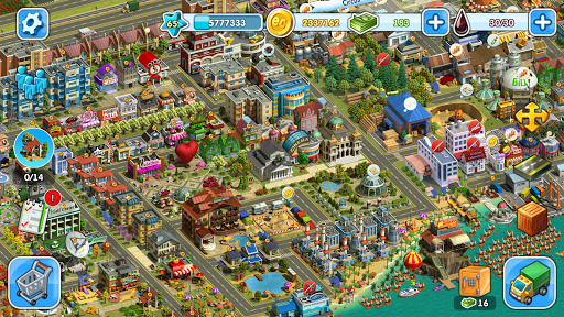 Eco City  captures d'écran 2