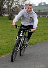 Photo: Lead Biker