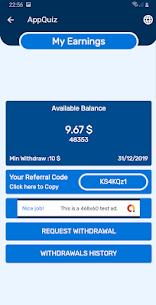 Quiz Earner 2020 : Play & Win Unlimited Money Everyday 5