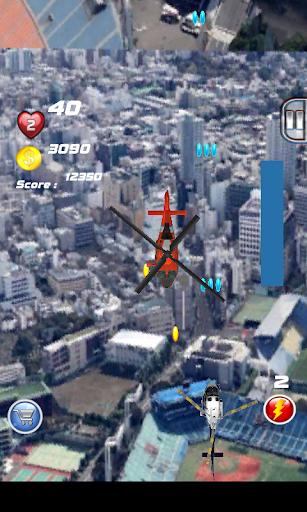無料动作Appの空気 ファイター 武装ヘリコプター 戦い 3D|記事Game