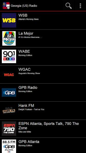 Georgia US Radio