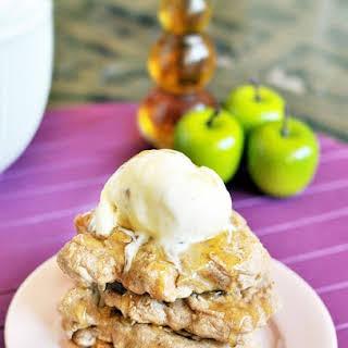 Hot Apple Pie Pancakes.