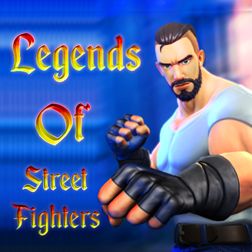 Legends Of Street Fighters