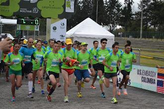 Photo: Arrancó la carrera