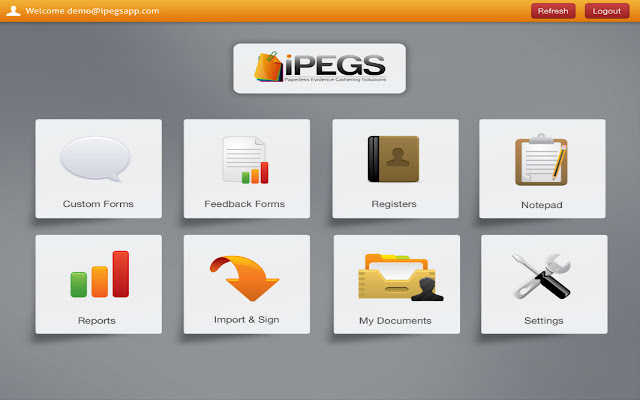 Go Paperless with iPEGS - Form App, Form Builder, Paperless
