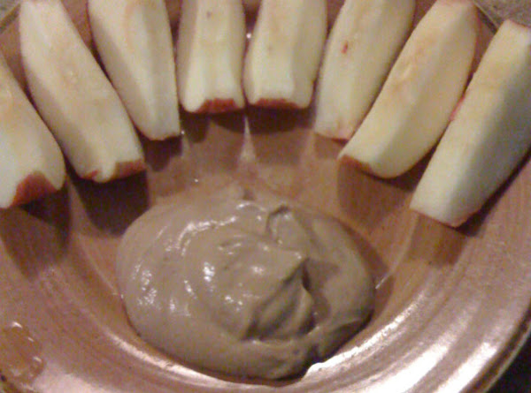 Peanut Butter Chocolate Fruit Dip Recipe