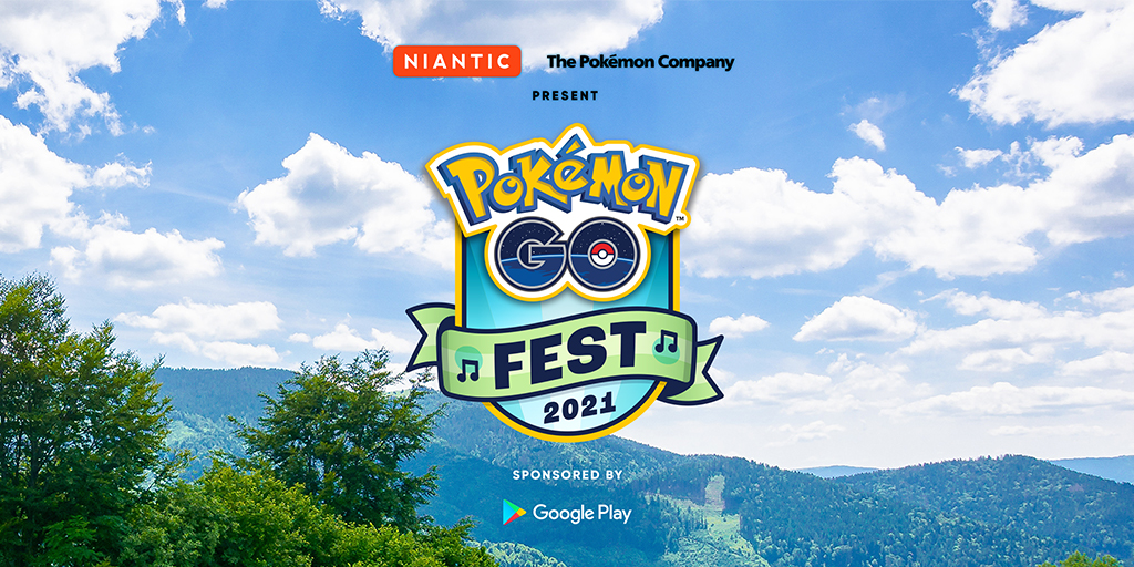 Make the most of Pokémon GO Fest 2021 with exclusives from Google Play!