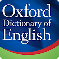 Oxford Dictionary of English : Free download