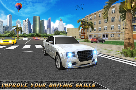 Školní 3D Driving Simulator - náhled