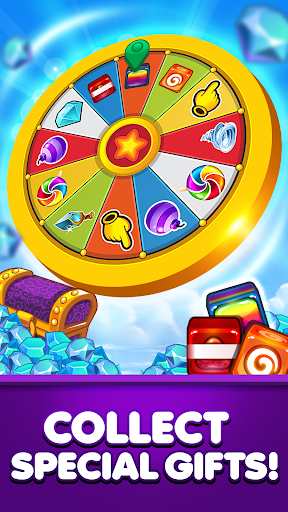 Match 3 Candy Cubes Puzzle Blast Games Free New 1.0.2 Mod screenshots 2