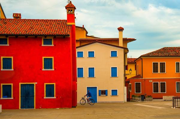 Vivere a colori di Gian Piero Bacchetta