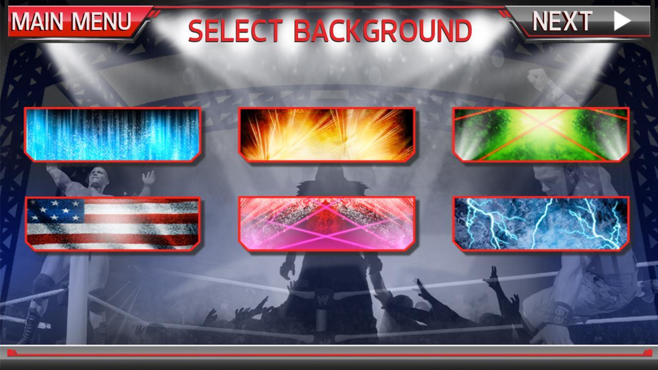 Google themes wwe - Wwe Ultimate Entrance Screenshot