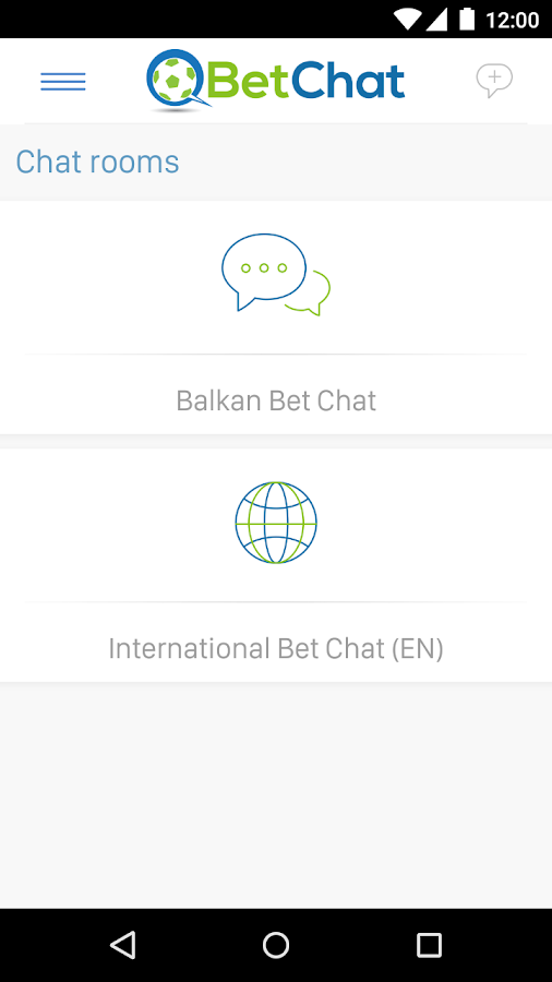 BetChat Messenger- screenshot