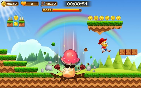 Super  Adventure of Jabber- screenshot thumbnail
