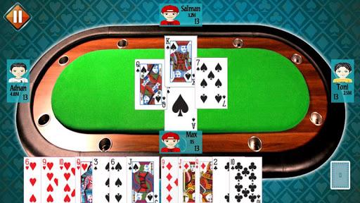 Bhabhi Thulla Cards Game Solitaire Challenge 1.3 screenshots 2