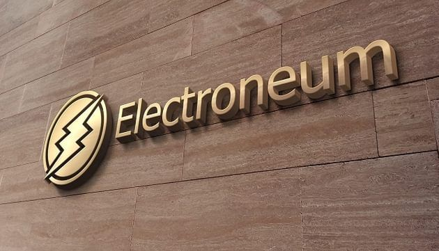 Electroneum corporate HQ. Or photoshop. Who knows ...