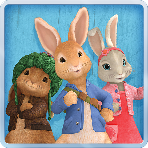 Peter Rabbit: Let\'s Go!
