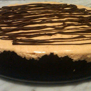 Two Peanut Butter Pies.