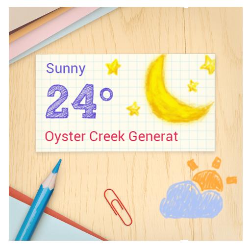 Doodle GO Weather Widget Theme 個人化 App LOGO-硬是要APP