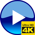 4K Ultra HD Video Player Free icon