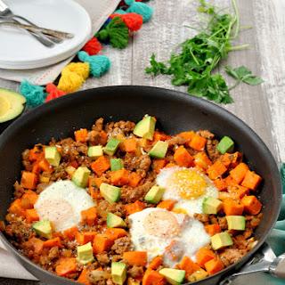 Al Pastor Breakfast Hash.