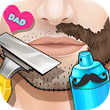 Beard Salon - Beauty Makeover icon