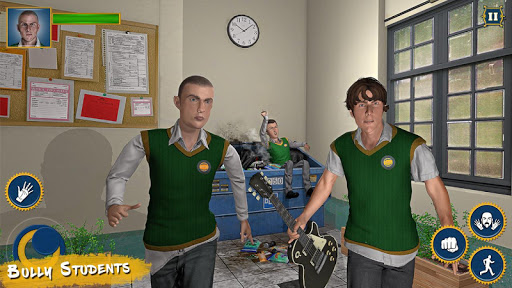 High School Bully Gangster 1.10 Cheat screenshots 7
