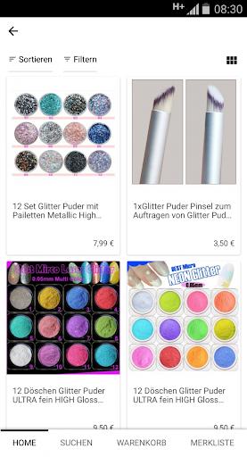 My Melano Nails Shop 5.38.3 screenshots 2