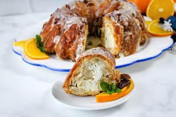 Belle Oaks Inn Pecan Orange Bread