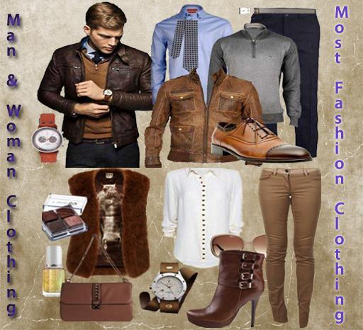 Clothing styles women-men