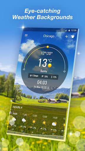 Download Live Weather Forecast App For PC 1