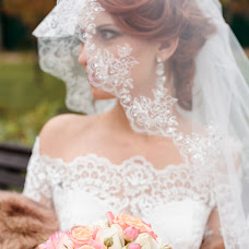 Wedding photographer Anastasiya Rusanova (ovchinnikovafoto). Photo of 02.12.2016