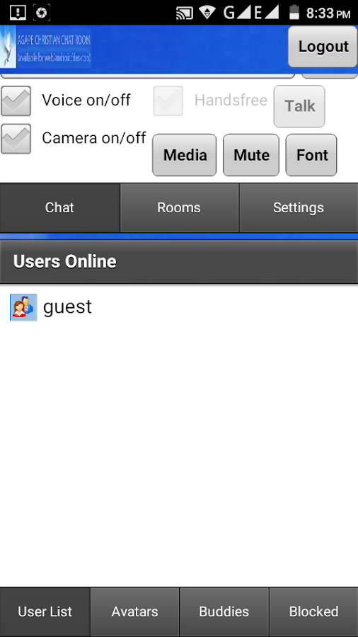 Agape Christian Chat Room - Android Apps on Google Play