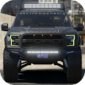 Drive & Parking Ford Raptor City SUV APK