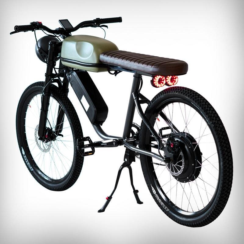 1000W Titan R by Tempus Electric Bikes   Old News Club
