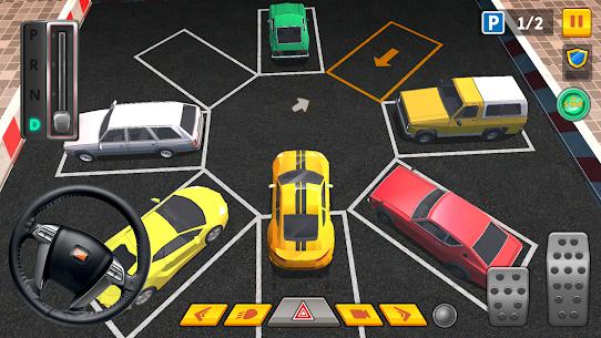 Car Parking 3D Pro MOD (All Cars Unlocked) 2